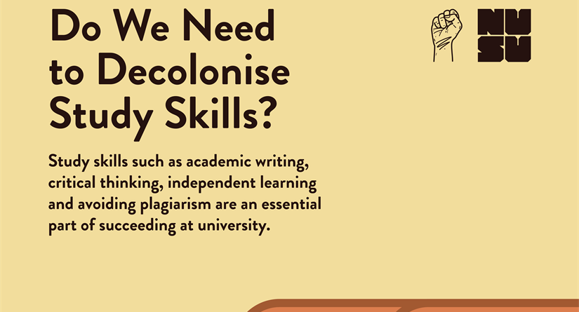Do We Need to Decolonise Study Skills?