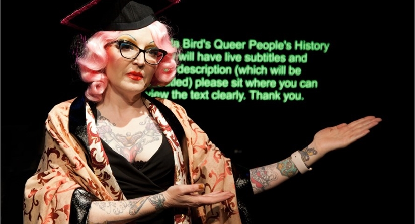 Travelling Queer People' History Show