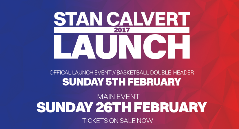 Stan Calvert 2017 - Basketball Launch