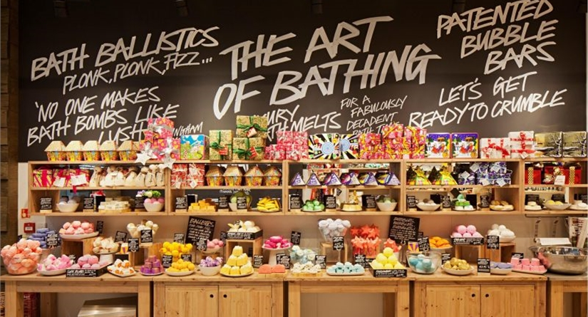 Bathbomb Making at Lush