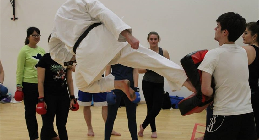 Karate Taster Session