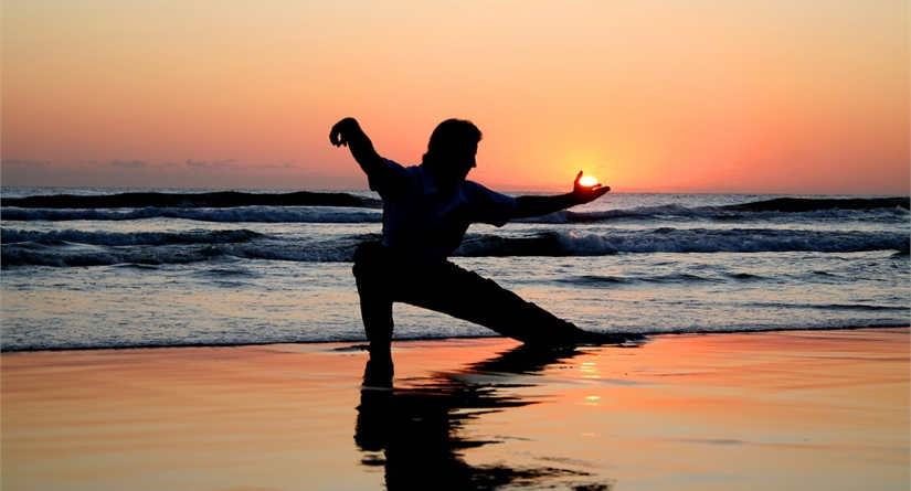 Tai Chi Taster - Good Health of Body and Mind