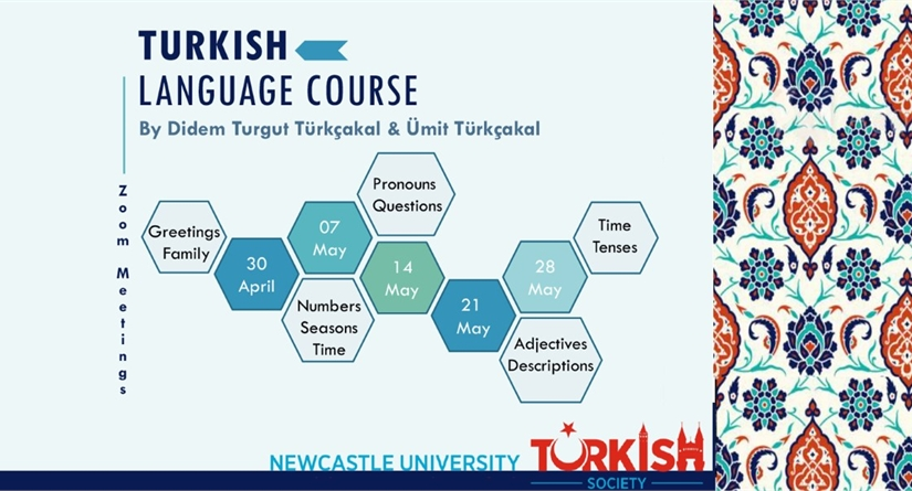 Turkish Language Course - Online Session 3