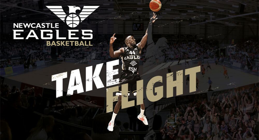 Newcastle Eagles V Worcester Wolves