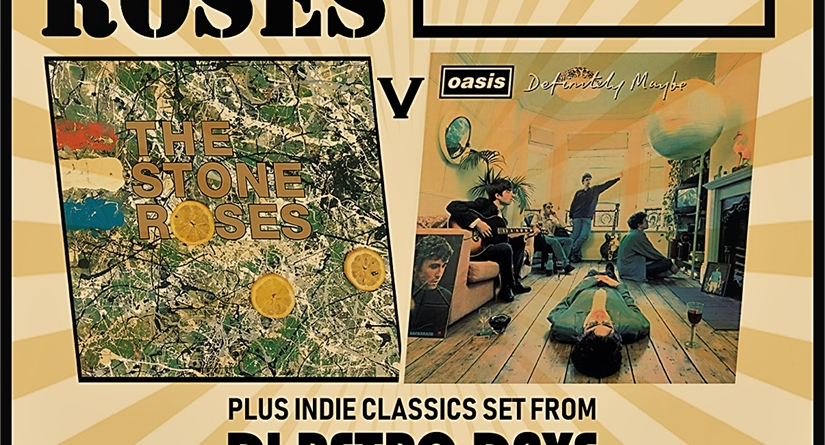 The Complete Stone Roses & Definitely Oasis: 08.11.19