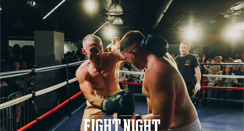 Fight Night 2018: Feed'em To The Lions. 29.11.18