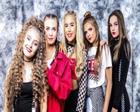 image of girl band, Melody 5