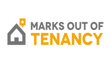 Marks out of tenancy logo