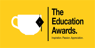 The Education Awards Logo