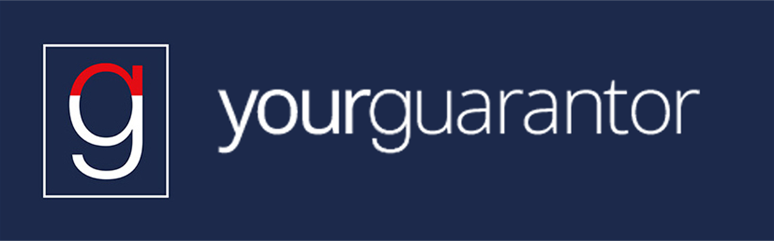 Your Guarantor Banner
