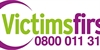 Victims First Northumbria logo