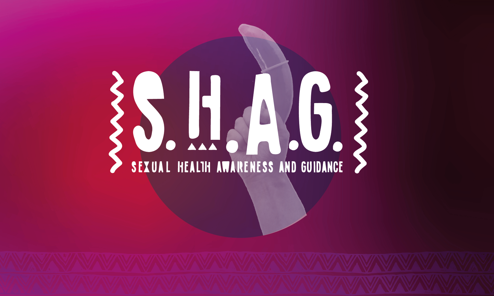 SHAG - Sexual Health Awareness and Guidance logo